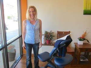 Kelly Chair Massage