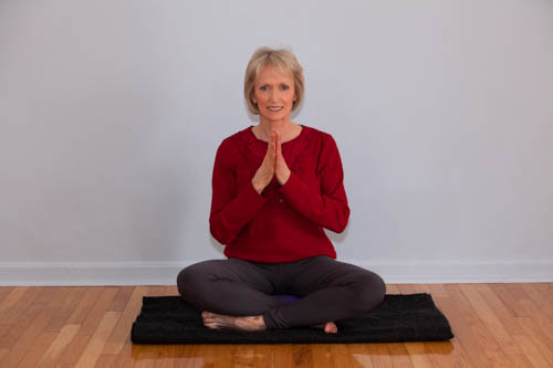 Sharon Byrnes-Yoga